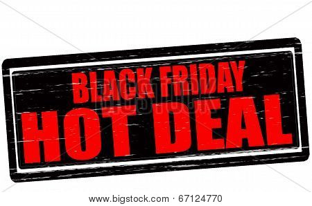Black Friday Hot Deal