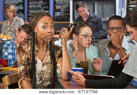 Perplexed Student