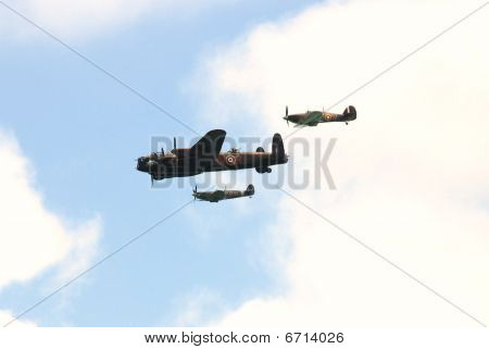 Battle of Britain Memorial Flight, Eastbourne