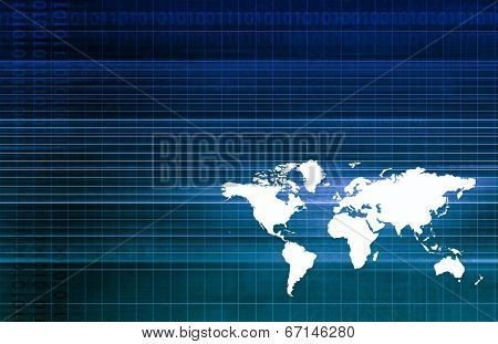 Global Logistics and Supply Chain Network Business