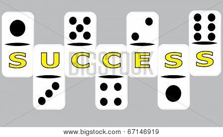 Success Domino Dot By Dot