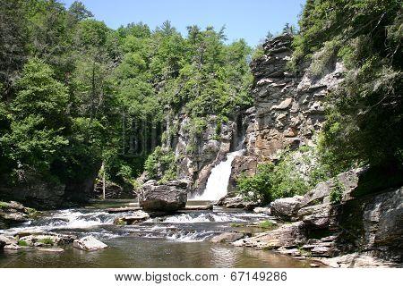 Waterfall & River (horizontal)