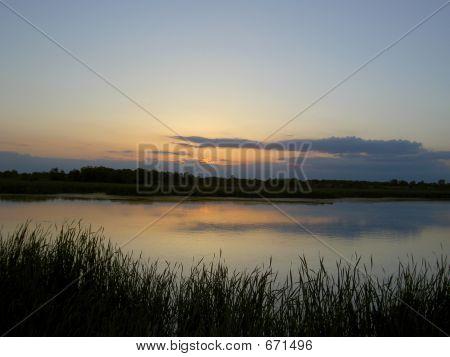 Somber Sunset