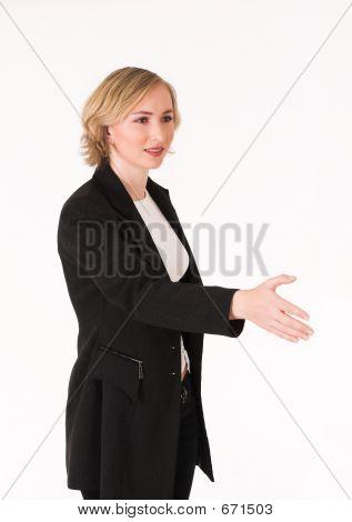 Handshake #3