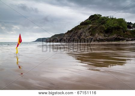 Caswell Bay Wales Uk Europe