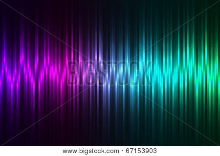 Color stripes horizontal vivid background.