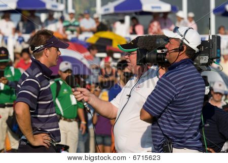 Royal Trophy Golf Tournament, Asia Vs Europe 2010