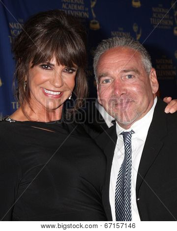 LOS ANGELES - JUN 20:  Jess Walton, Michael Fairman at the 2014 Creative Daytime Emmy Awards at the The Westin Bonaventure on June 20, 2014 in Los Angeles, CA