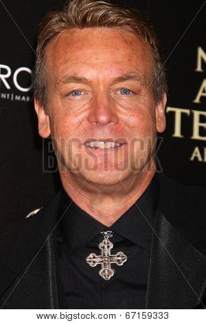LOS ANGELES - JUN 22:  Doug Davidson at the 2014 Daytime Emmy Awards Arrivals at the Beverly Hilton Hotel on June 22, 2014 in Beverly Hills, CA