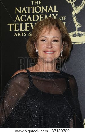 BEVERLY HILLS - JUN 22: Hillary B. Smith at The 41st Annual Daytime Emmy Awards Press Room at The Beverly Hilton Hotel on June 22, 2014 in Beverly Hills, California