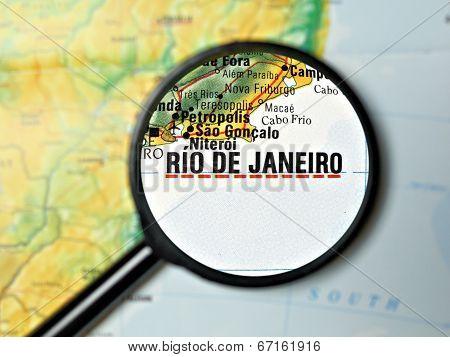 Destination Rio de Janiero