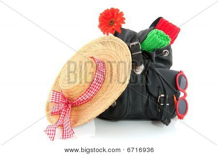 Ruck Sack Traveling