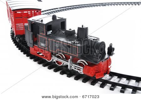 Train Toy, Present For Children