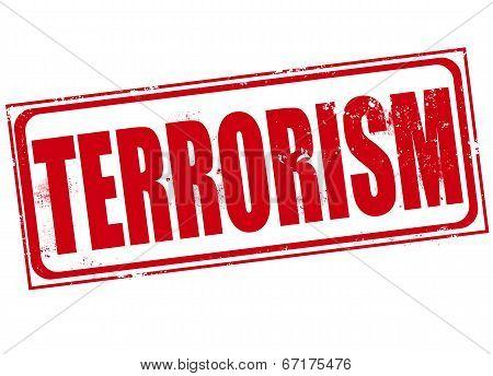 Terrorism Stamp