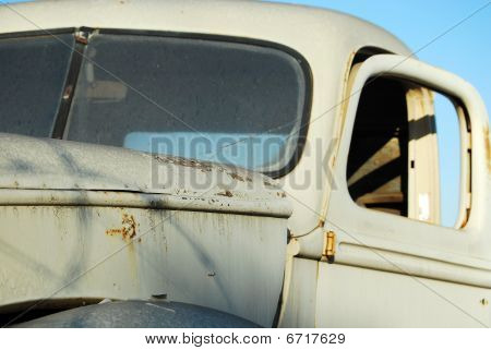 Broken Drivers Side Window