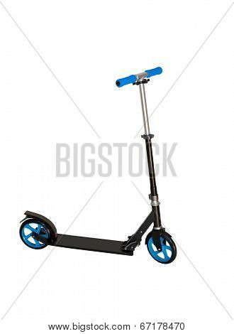 Push Scooter Isolated