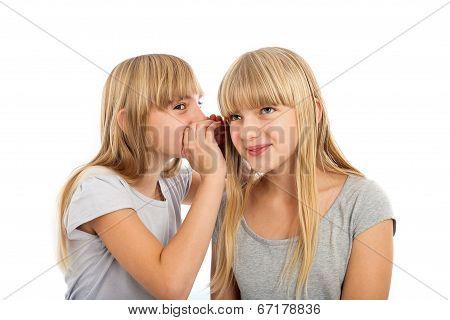 Whispering A Secret