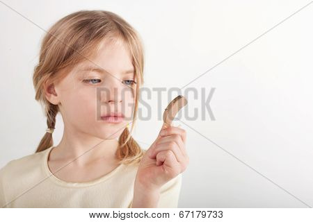 Bte Hearing Aid And A Kid