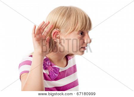 Handicap In Hearing