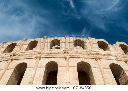 El Djem Amphitheater (6)