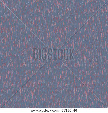 Abstract noisy rain pattern in purple (seamless vector)