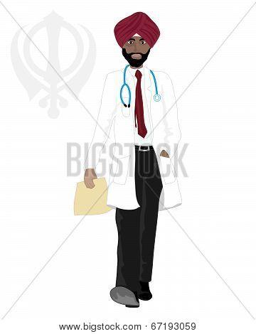 Sikh Doctor