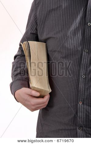 Carring A Book