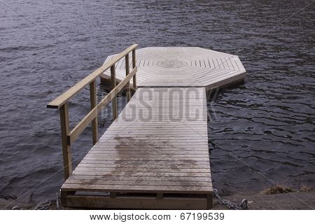 Dock In The Forrest