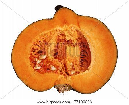 Large Cutting Pumpkin