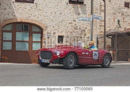 Ferrari 250 Mm Spider Vignale (1953) In Mille Miglia 2014