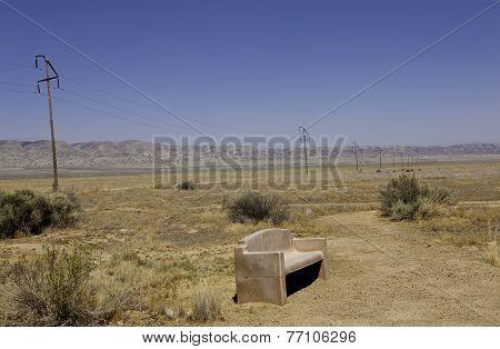 Carrizo Plain National Monument - Visitor Center