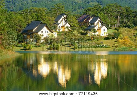 Eco Holiday Resort,  Dalat Village