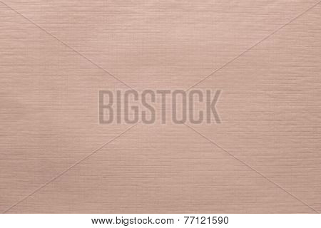 Texture Of Thin Glossy Paper Apricot Color