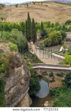 Roman Bridge, Ronda