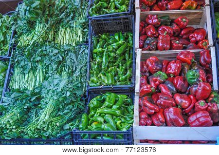 Green Leaf Vegetables