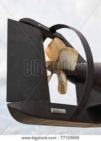 Submarine Propeller