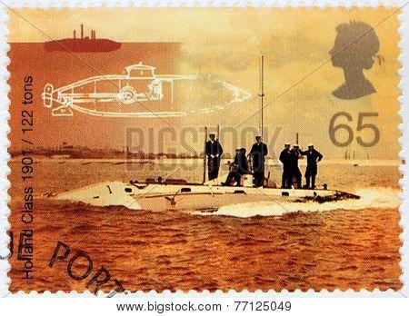 Holland Class Submarine