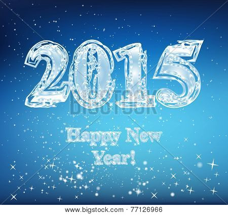 Happy New Year 2015 Christmas