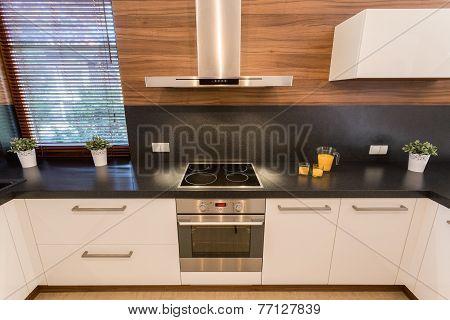 Oven Builti-in Unit