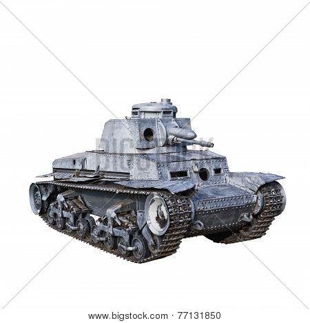 Panzer 35T, German Light Tank