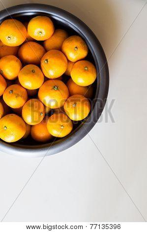 Group of oranges