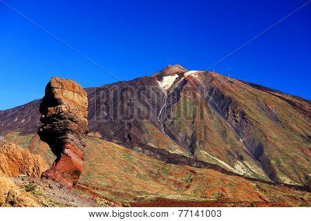 Roques de Garcia, Teide National Park, Spain, Europe