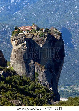 Monastery Sacred Trinity, Meteora, Greece
