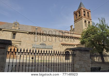 Basilica In Merida