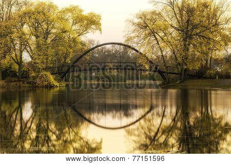 Tenney Park Bridge