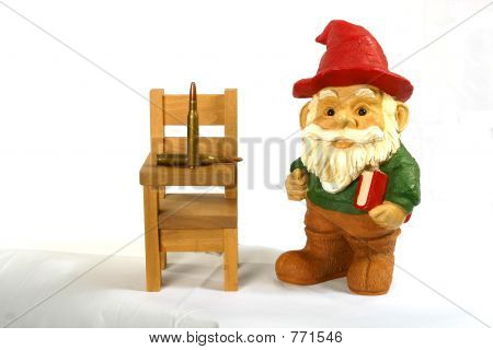 Gnome Hunter or Firearm Safety Instructor