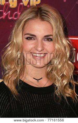 LOS ANGELES - NOV 22:  R5, Rydel Lynch at the Radio Disney's Family VIP Birthday at the Club Nokia on November 22, 2014 in Los Angeles, CA