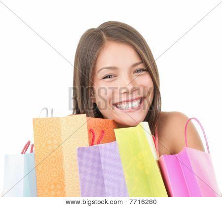 Shopping Woman Cute