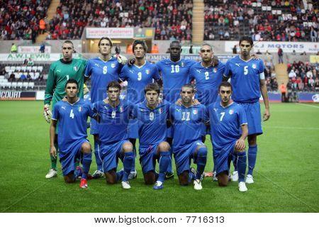 Italy U21 Football Team