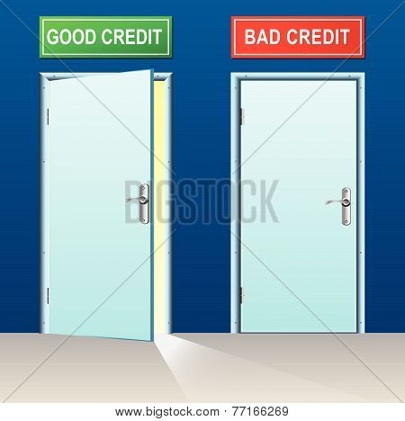 Good And Bad Credit